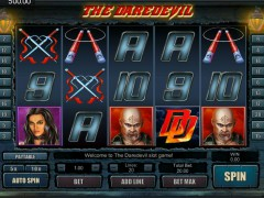 Daredevil slotmachines77.net GamesOS 1/5
