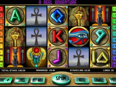 Gods of the Nile II slotmachines77.net OpenBet 1/5