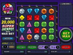 Bejeweled slotmachines77.net CryptoLogic 2/5