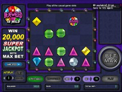 Bejeweled slotmachines77.net CryptoLogic 3/5