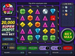 Bejeweled slotmachines77.net CryptoLogic 5/5