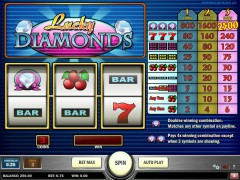 Lucky Diamonds slotmachines77.net Play'nGo 1/5