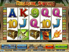 Dragon Sword - CryptoLogic