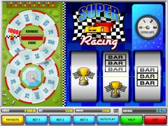 Super Racing slotmachines77.net Leander Games 1/5