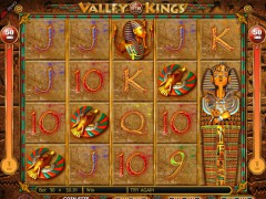 Valley of the Kings slotmachines77.net Genesis Gaming 1/5