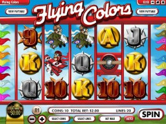 Flying Colors slotmachines77.net Rival 1/5