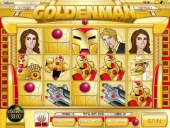 Golden Man slotmachines77.net Rival 1/5