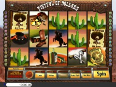 Fistful of Dollars slotmachines77.net Betonsoft 1/5