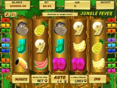 Jungle Fever slotmachines77.net Pro Wager Systems 1/5