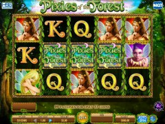 Pixies Of The Forest - IGT Interactive