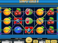 Simply Gold 2 slotmachines77.net Kajot Casino 1/5