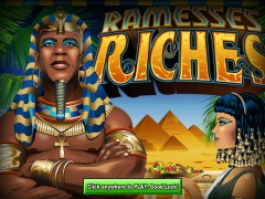 Ramesses Riches slotmachines77.net NextGen 1/5