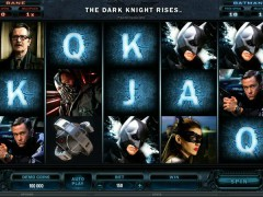 The Dark Knight Rises - Microgaming