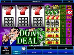 Don Deal slotmachines77.net Microgaming 1/5