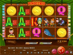 Pinocchio slotmachines77.net Wirex Games 1/5