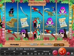 Pink Rose Pirates - Wirex Games