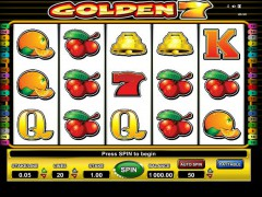 Golden 7 slotmachines77.net Gaminator 1/5