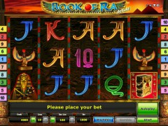 Book of Ra deluxe slotmachines77.net Greentube 1/5