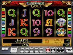 Gryphons gold slotmachines77.net Greentube 1/5