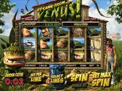 It Came From Venus Jackpot slotmachines77.net Betsoft 1/5
