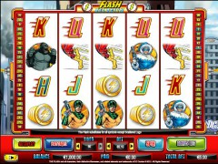 The Flash slotmachines77.net NextGen 1/5
