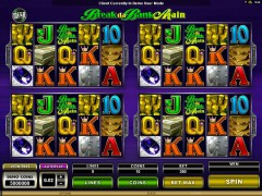 Mega Spins Break Da Bank Again - Microgaming