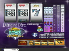 Diamond Dare Bonus Bucks - Saucify