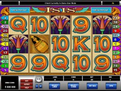 Isis slotmachines77.net Microgaming 1/5