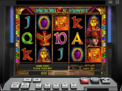 Book of Egypt Deluxe slotmachines77.net Gaminator 1/5