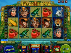 Aztec Empire slotmachines77.net Gaminator 1/5