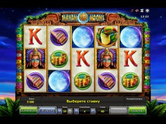 Mayan Moons slotmachines77.net Greentube 1/5