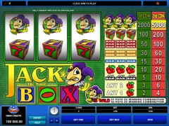 Jack in the Box - Microgaming