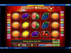 Power Stars slotmachines77.net Greentube 1/5
