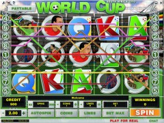 World Cup - iSoftBet
