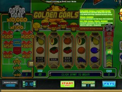 Golden Goals slotmachines77.net Microgaming 1/5