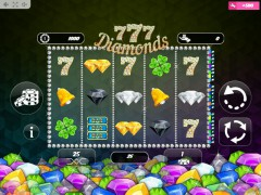 777 Diamonds slotmachines77.net MrSlotty 1/5