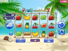 FruitCoctail7 slotmachines77.net MrSlotty 1/5