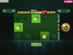 Golden Joker Dice slotmachines77.net MrSlotty 2/5