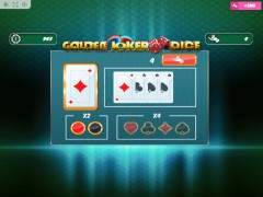 Golden Joker Dice slotmachines77.net MrSlotty 3/5