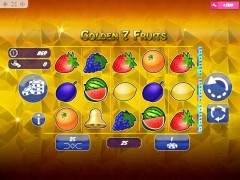 Golden7Fruits slotmachines77.net MrSlotty 1/5