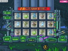 Monster Birds slotmachines77.net MrSlotty 1/5