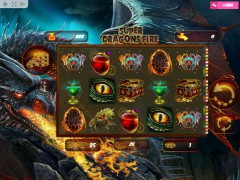 Super Dragons Fire slotmachines77.net MrSlotty 1/5