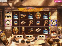 Treasures of Egypt slotmachines77.net MrSlotty 1/5