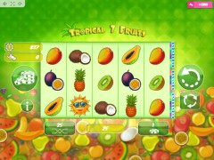 Tropical7Fruits slotmachines77.net MrSlotty 1/5