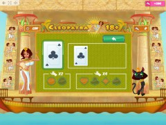Cleopatra 18+ slotmachines77.net MrSlotty 3/5