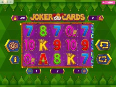 Joker Cards slotmachines77.net MrSlotty 1/5