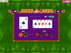 Joker Cards slotmachines77.net MrSlotty 3/5