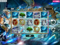 Zeus the Thunderer II slotmachines77.net MrSlotty 1/5