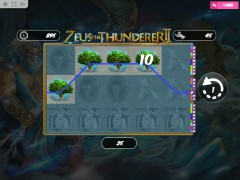 Zeus the Thunderer II slotmachines77.net MrSlotty 2/5