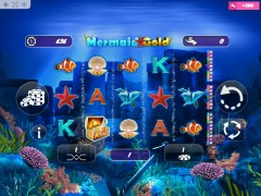 Mermaid Gold slotmachines77.net MrSlotty 1/5